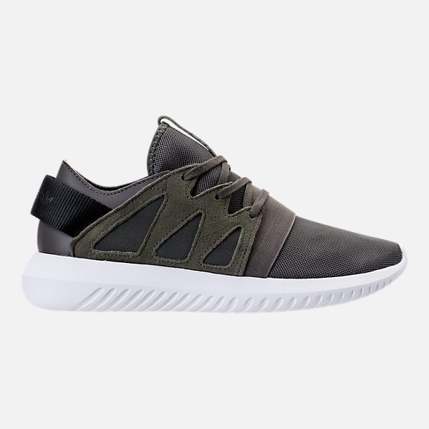 Right view of Women's adidas Originals Tubular Viral Casual Shoes in  Tactile Blue/White