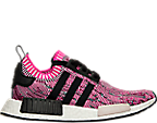 Shock Pink/Black/White