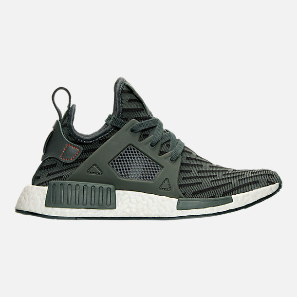Right view of Women's adidas NMD XR1 Casual Shoes in Ivy
