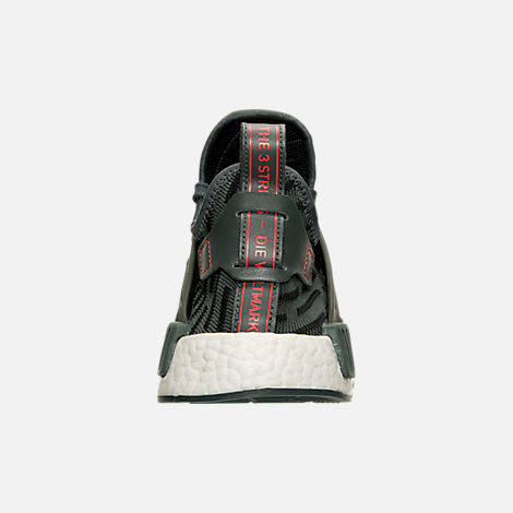 Back view of Women's adidas NMD XR1 Casual Shoes in Ivy