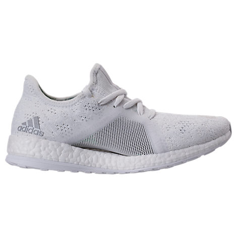 9655f56e716b49 Adidas Originals Adidas Women S Pureboost X Element Running Sneakers From  Finish Line In White