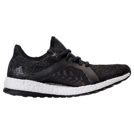 Adidas Originals  WOMEN'S PUREBOOST X ELEMENT RUNNING SHOES, GREY