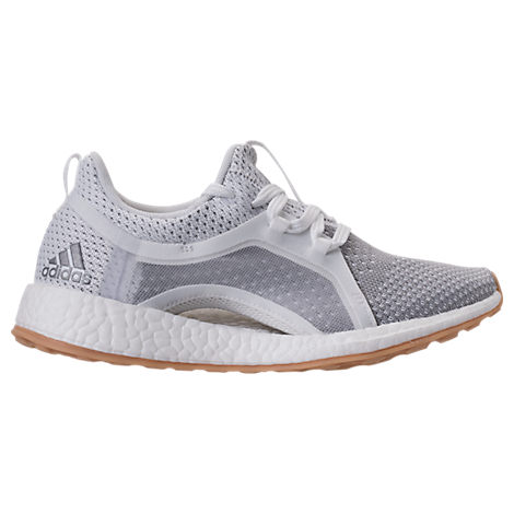 WOMEN'S PUREBOOST X CLIMA RUNNING SHOES, WHITE