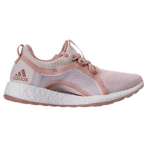 Women'S Pureboost X Clima Running Shoes, White in Neutral