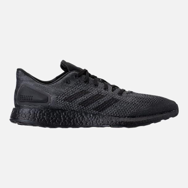 Men's adidas PureBOOST DPR Running Shoes Core Black/Carbon BB6303 GBK