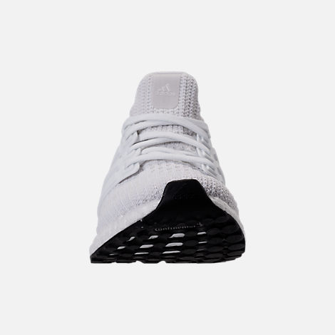 Front view of Women's adidas UltraBOOST Running Shoes in White