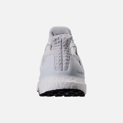 Back view of Women's adidas UltraBOOST Running Shoes in White