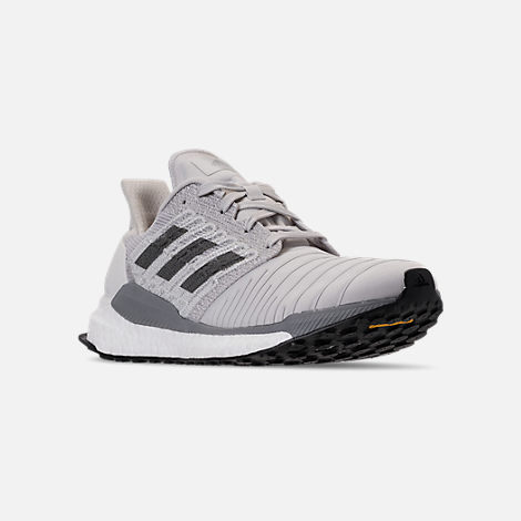 Three Quarter view of Women's adidas SolarBOOST Running Shoes