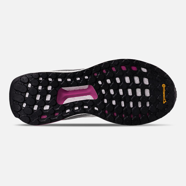 Bottom view of Women's adidas SolarBOOST Running Shoes