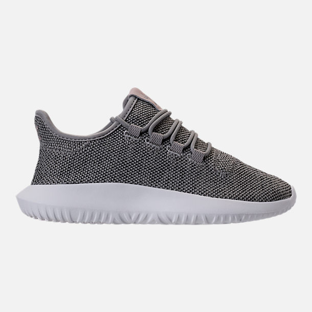 Right view of Women's adidas Originals Tubular Shadow Casual Shoes in Solid Grey/Vintage/Vivid White