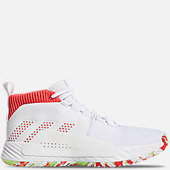 Men's adidas Dame 5 Basketball Shoes