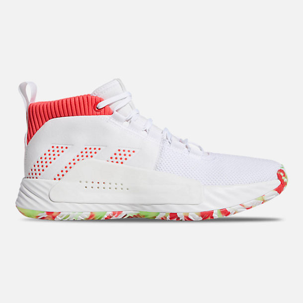 Men's Adidas Dame 5 Basketball Shoes by Adidas