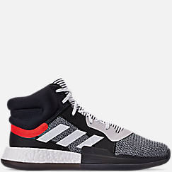 Boys' Big Kids' adidas Marquee Boost Casual Shoes
