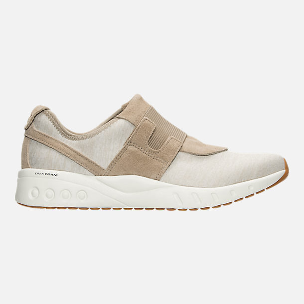 Right view of Women's Reebok ERS Deluxe Slip Casual Shoes