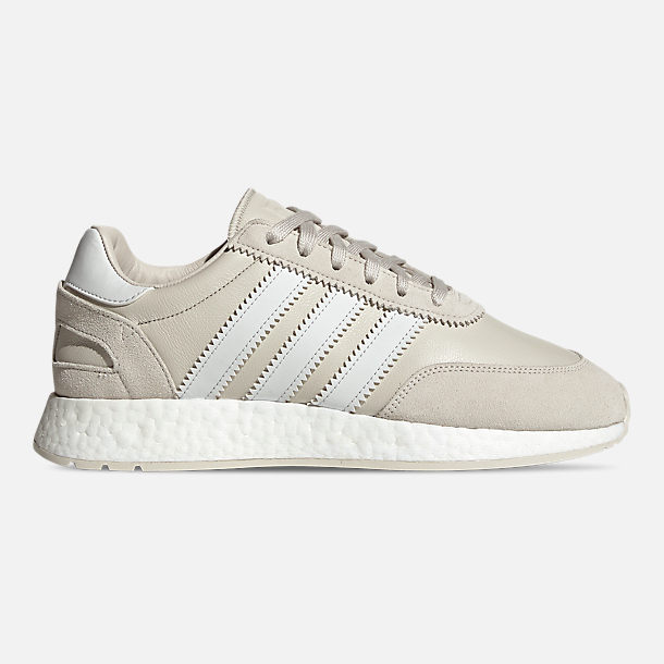 cf0b5e35f2d3f Right view of Men's adidas I-5923 Runner Casual Shoes in Raw White/Crystal