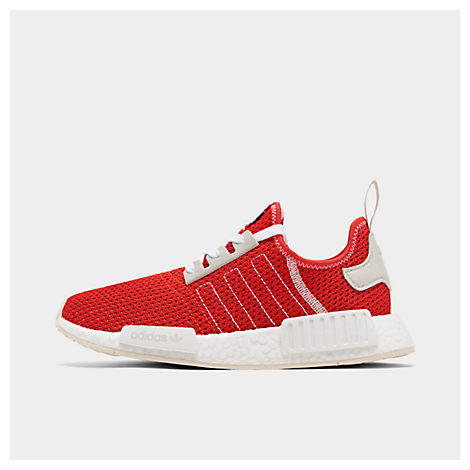 hot sale online 49cde 30911 Men's Nmd Runner R1 Casual Shoes, Red - Size 10.0
