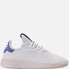 Boys' Big Kids' adidas Originals Pharrell Williams Tennis HU Casual Shoes