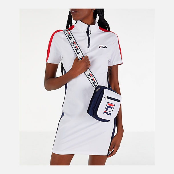 Alternate view of Fila Belt Pouch in White