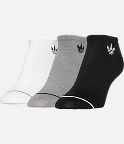 Women's adidas Originals 3-Pack SuperLite No-Show Socks