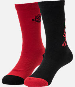 Kids' Jordan Wings Crew Socks - 2 Pack