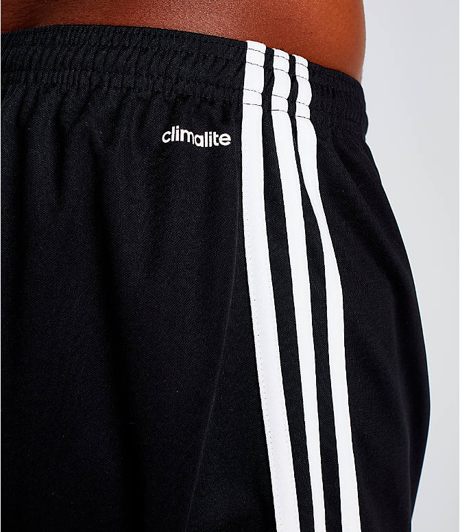 Detail 2 view of Men's adidas Squadra 17 Soccer Shorts in Black/White