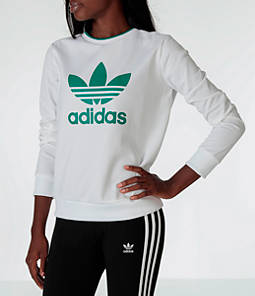 Women's adidas Originals EQT Sweater Product Image