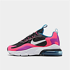 Girls' Little Kids' Nike Air Max 270 React Casual Shoes