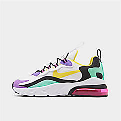 Boys' Little Kids' Nike Air Max 270 React Casual Shoes