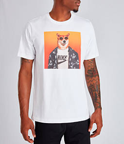 Men's Nike Sportswear Dog T-Shirt