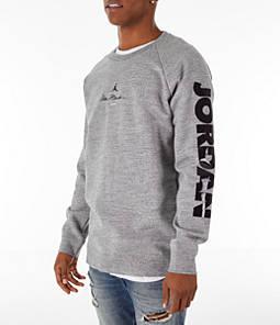 Men's Jordan Sportswear Legacy AJ11 Fleece Crewneck Sweatshirt