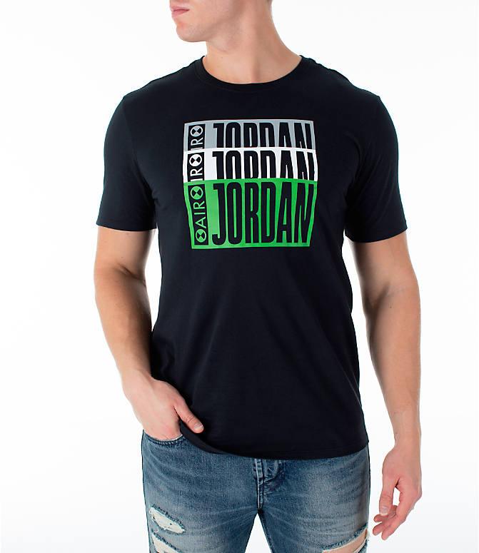 9330d7bb095a Front view of Men s Air Jordan 3 Tinker Legacy T-Shirt