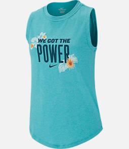 Girls' Nike Sportswear Floral Tank