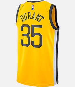 Men s Nike Golden State Warriors NBA Kevin Durant Earned Edition ... 602054f24