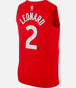 7da9f50c15fa Men s Nike Toronto Raptors NBA Kawhi Leonard Earned Edition Swingman Jersey