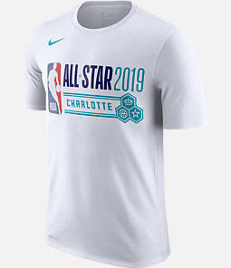 Men's Nike Dri-FIT NBA All-Star Weekend 2019 Logo T-Shirt