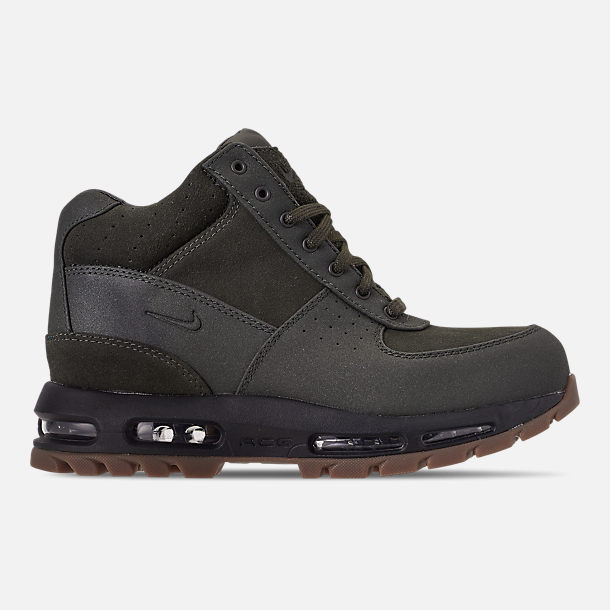 quality design fac15 61a77 Right view of Men s Nike Air Max Goadome Boots in Sequoia Gum Dark Brown