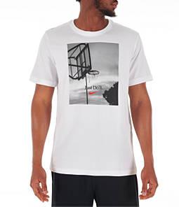 Men's Nike Dri-FIT Just Do It Basketball T-Shirt