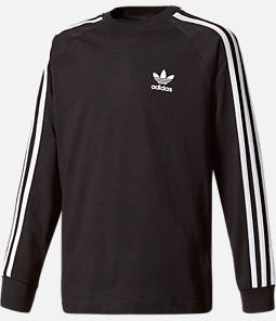 Boys' adidas Originals California Long-Sleeve T-Shirt Product Image