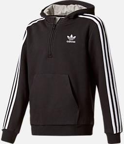 Boys' adidas Originals Half-Zip Hoodie