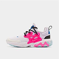 Girls' Big Kids' Nike React Presto Running Shoes