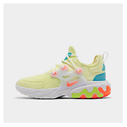 promo code 464bb a334b BOYS  BIG KIDS NIKE REACT PRESTO PRM