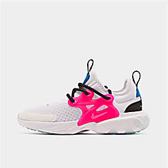 Girls' Little Kids' Nike React Presto Running Shoes