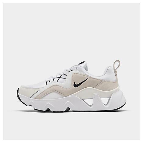 nike women's ryz 365 casual shoes in white  modesens