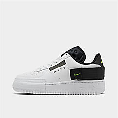 Boys' Big Kids' Nike Air Force 1 Type Casual Shoes