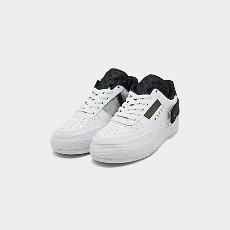 Nike Air Force 1 Triple White Big Kids' Shoe im Angebot