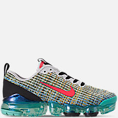 Big Kids' Nike Air VaporMax Flyknit 3 Running Shoes