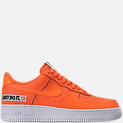 e6ddaeb38282ce Men s Nike Air Force 1  07 LV8 JDI Leather Casual Shoes