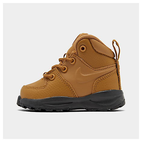 Big Boys Manoa Leather Boots from Finish Line