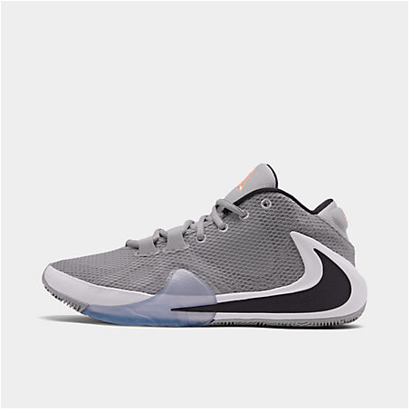 Nike Shoes NIKE MEN'S ZOOM FREAK 1 BASKETBALL SHOES IN GREY SIZE 14.0