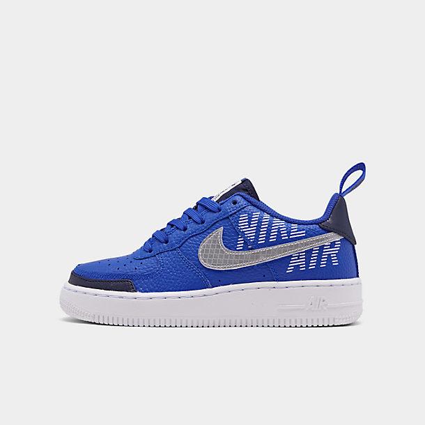 Boys' Big Kids' Nike Air Force 1 LV8 2 Casual Shoes